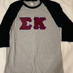 Sigma Kappa jersey shirt